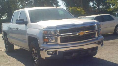 2014 Chevrolet Silverado 1500 for sale at Global Vehicles,Inc in Irving TX