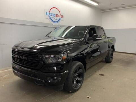 2019 RAM Ram Pickup 1500 for sale at WCG Enterprises in Holliston MA