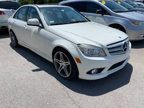 2009 Mercedes-Benz C-Class for sale at Auto Solutions in Warr Acres OK