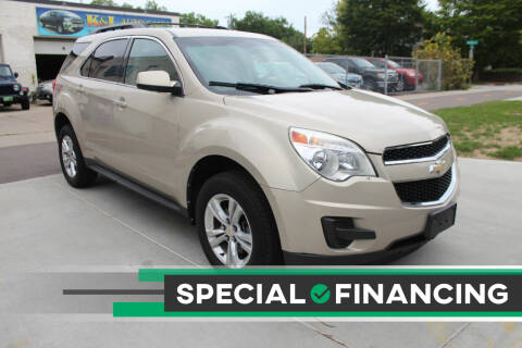 2011 Chevrolet Equinox for sale at K & L Auto Sales in Saint Paul MN