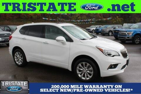 2017 Buick Envision for sale at Tri State Ford in East Liverpool OH