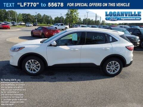 2020 Ford Escape for sale at Loganville Quick Lane and Tire Center in Loganville GA