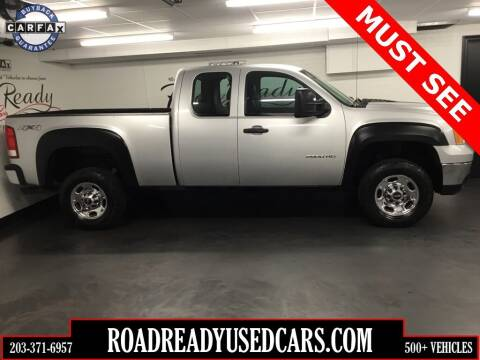 2013 GMC Sierra 2500HD for sale at Road Ready Used Cars in Ansonia CT