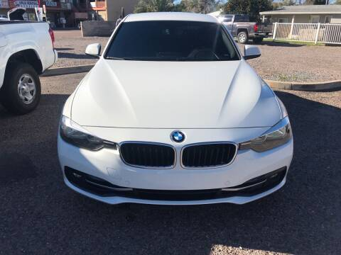 2016 BMW 3 Series for sale at Superstition Auto in Mesa AZ