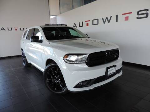 2017 Dodge Durango for sale at AutoWits in Scottsdale AZ