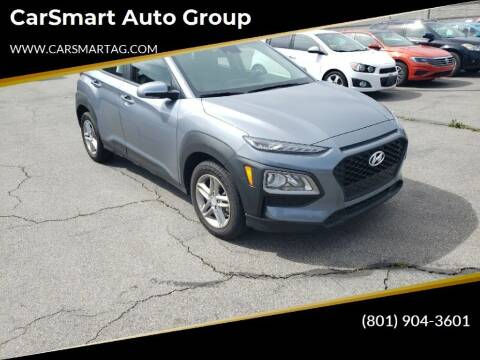 2019 Hyundai Kona for sale at CarSmart Auto Group in Murray UT