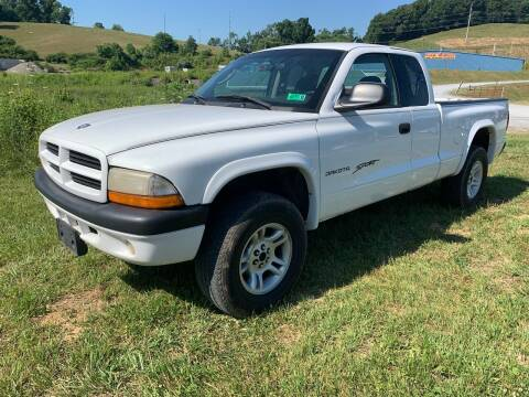 2001 Dodge Dakota for sale at ABINGDON AUTOMART LLC in Abingdon VA