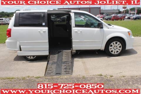 2015 Dodge Grand Caravan for sale at Your Choice Autos - Joliet in Joliet IL