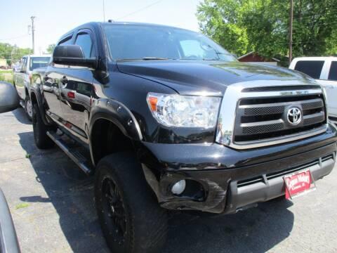 2011 Toyota Tundra for sale at GENOA MOTORS INC in Genoa IL