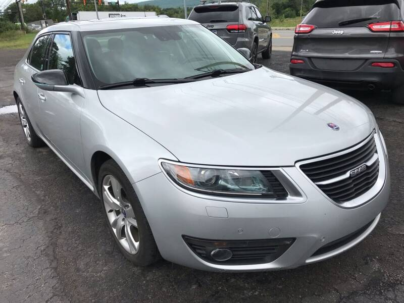 2011 Saab 9-5 for sale at Rinaldi Auto Sales Inc in Taylor PA