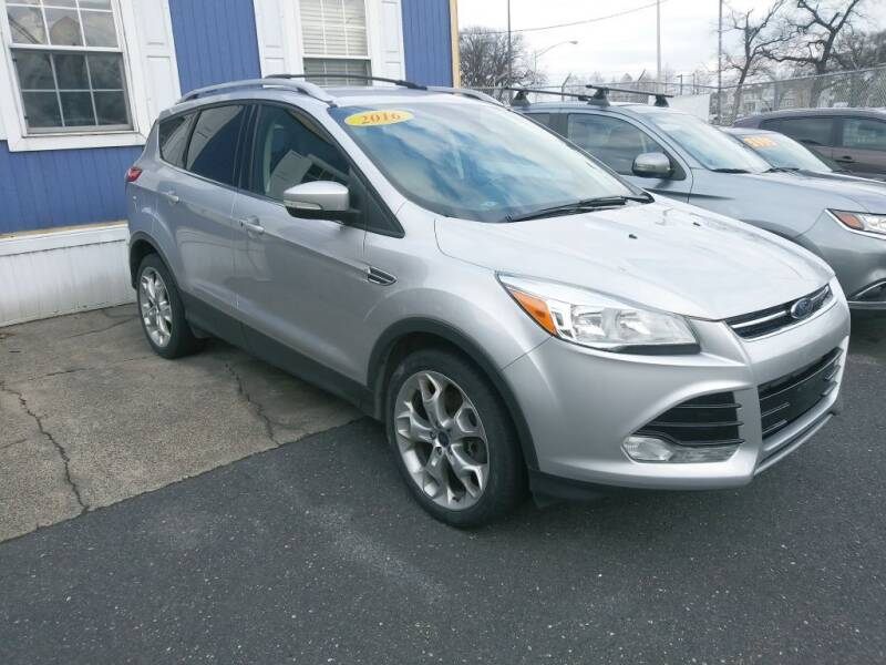 2016 Ford Escape for sale at LaBate Auto Sales Inc in Philadelphia PA