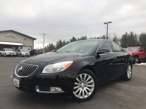 2012 Buick Regal for sale at Lakes Area Auto Solutions in Baxter MN
