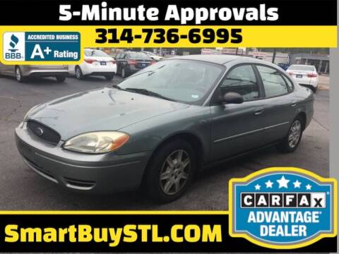 2007 Ford Taurus for sale at Smart Buy Car Sales in St. Louis MO