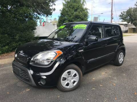 2013 Kia Soul for sale at Seaport Auto Sales in Wilmington NC
