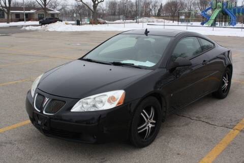 2006 Pontiac G6 for sale at A-Auto Luxury Motorsports in Milwaukee WI