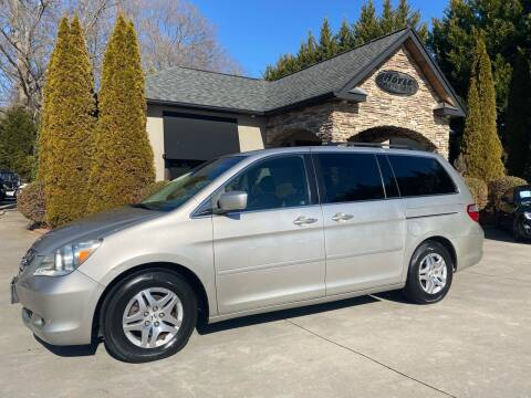 2007 Honda Odyssey for sale at Hoyle Auto Sales in Taylorsville NC