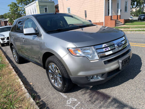 2008 Ford Edge for sale at Big T's Auto Sales in Belleville NJ