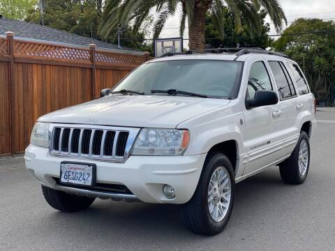 2004 Jeep Grand Cherokee for sale at ZaZa Motors in San Leandro CA