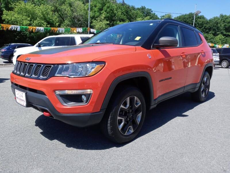 2018 Jeep Compass for sale in Paxinos, PA