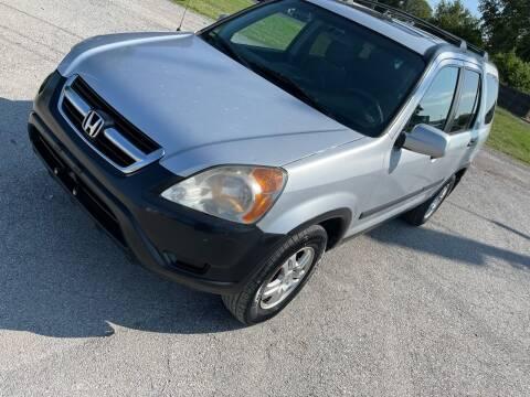 2004 Honda CR-V for sale at Supreme Auto Gallery LLC in Kansas City MO