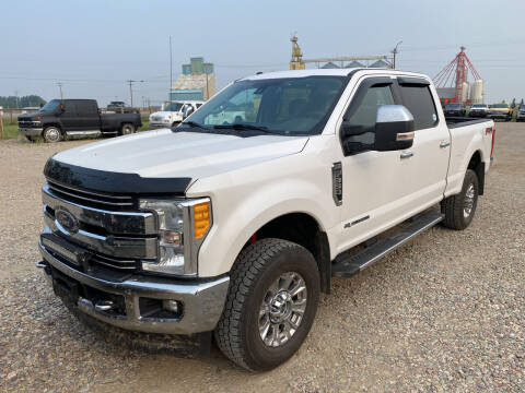 2017 Ford F-350 Super Duty for sale at Truck Buyers in Magrath AB