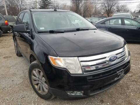 2009 Ford Edge for sale at D & D All American Auto Sales in Mt Clemens MI