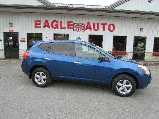 2010 Nissan Rogue for sale at Eagle Auto Center in Seneca Falls NY
