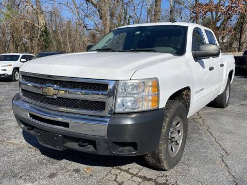 2010 Chevrolet Silverado 1500 for sale at Atlanta's Best Auto Brokers in Marietta GA