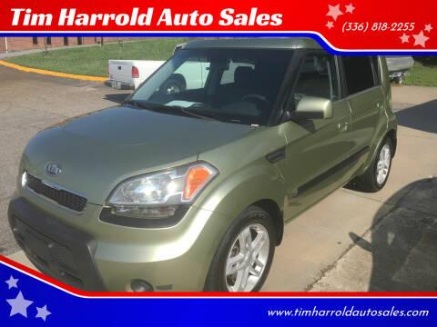 2010 Kia Soul for sale at Tim Harrold Auto Sales in Wilkesboro NC