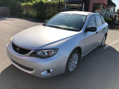 2008 Subaru Impreza for sale at MAGIC AUTO SALES in Little Ferry NJ