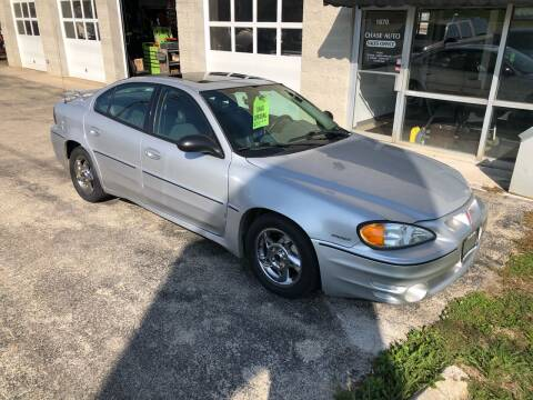 2004 Pontiac Grand Am for sale at Cresthill Auto Sales Enterprises LTD in Crest Hill IL