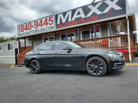 2017 BMW 3 Series for sale at Maxx Autos Plus in Puyallup WA