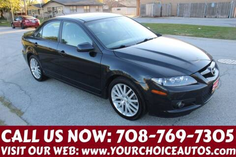 2007 Mazda MAZDASPEED6 for sale at Your Choice Autos in Posen IL