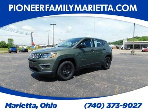 2018 Jeep Compass for sale at Pioneer Family preowned autos in Williamstown WV