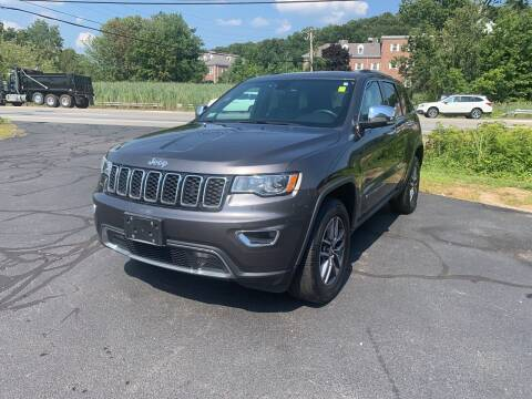 2017 Jeep Grand Cherokee for sale at Turnpike Automotive in North Andover MA