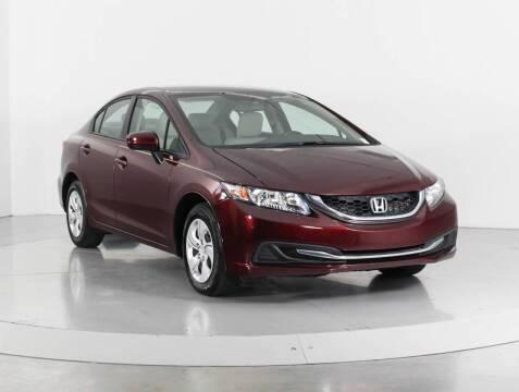2015 Honda Civic for sale at CARZLOT in Portsmouth VA