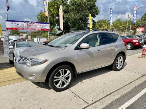 2010 Nissan Murano for sale at JR Used Auto Sales in North Bergen NJ