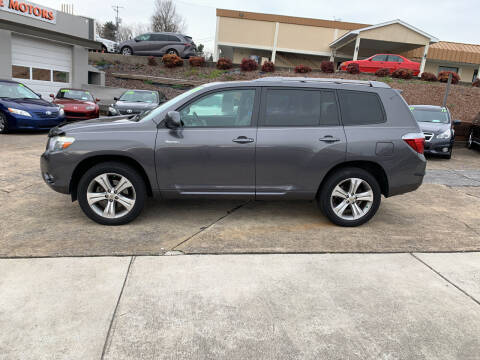 2009 Toyota Highlander for sale at State Line Motors in Bristol VA