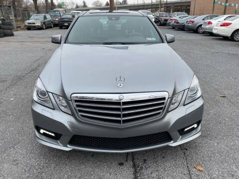 2011 Mercedes-Benz E-Class for sale at YASSE'S AUTO SALES in Steelton PA