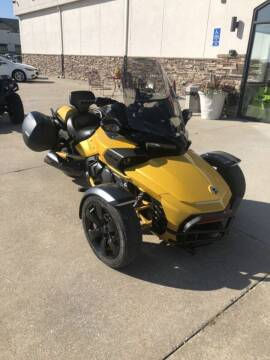 2017 Can-Am RD SPYDER F3 S 1330 ACE SM6 CY for sale at Head Motor Company - Head Indian Motorcycle in Columbia MO