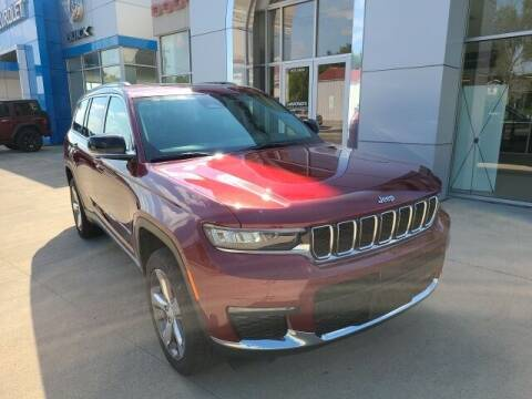 2021 Jeep Grand Cherokee L for sale at LeMond's Chevrolet Chrysler in Fairfield IL
