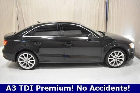 2015 Audi A3 for sale at Vorderman Imports in Fort Wayne IN