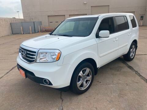 2015 Honda Pilot for sale at TKP Auto Sales in Eastlake OH