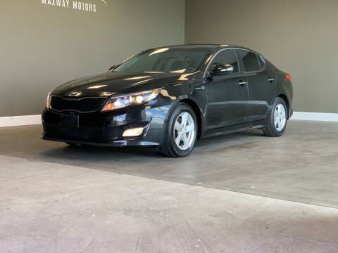2015 Kia Optima for sale at Unix Auto Trade in Sleepy Hollow IL