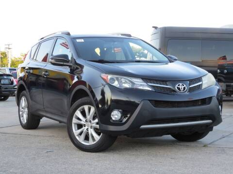 2014 Toyota RAV4 for sale at DK Auto Sales in Hollywood FL