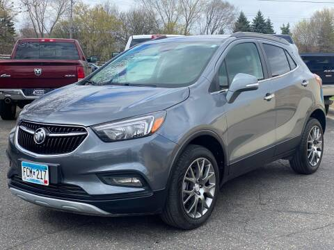 2019 Buick Encore for sale at North Imports LLC in Burnsville MN