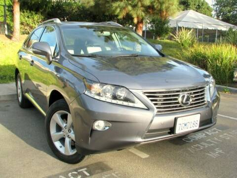 2015 Lexus RX 350 for sale at Used Cars Los Angeles in Los Angeles CA