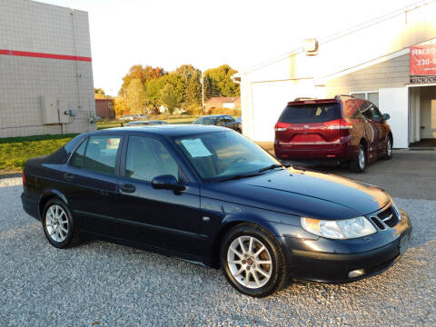 2003 Saab 9-5 for sale at Macrocar Sales Inc in Akron OH