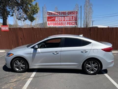 2017 Hyundai Elantra for sale at Flagstaff Auto Outlet in Flagstaff AZ