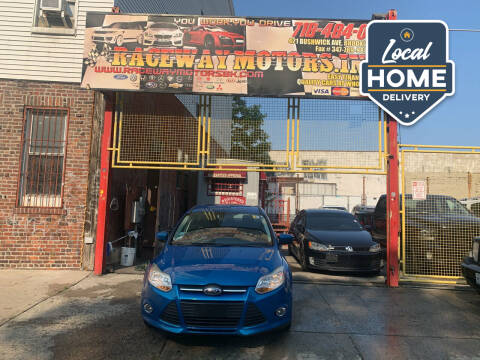2012 Ford Focus for sale at Raceway Motors Inc in Brooklyn NY